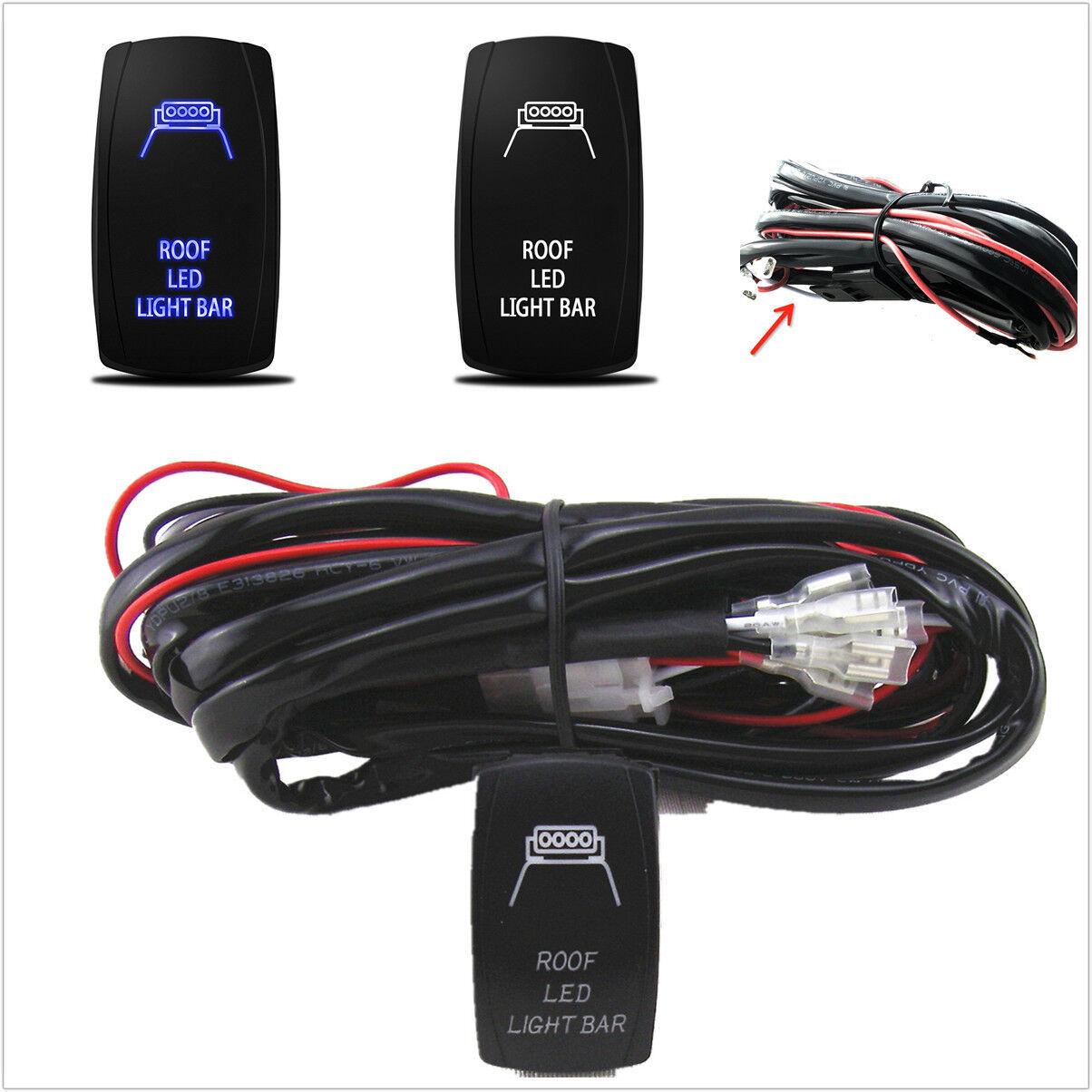 Led Light Bar Switch Kit