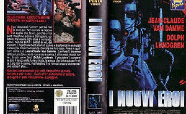 Universal Soldiers I Nuovi Eroi 1992 Vhs Ebay