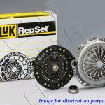 For Bmw 5 Series E39 540i 525d 530d 96 04 Genuine Luk 3 Pcs Clutch Kit M57d30 Ebay