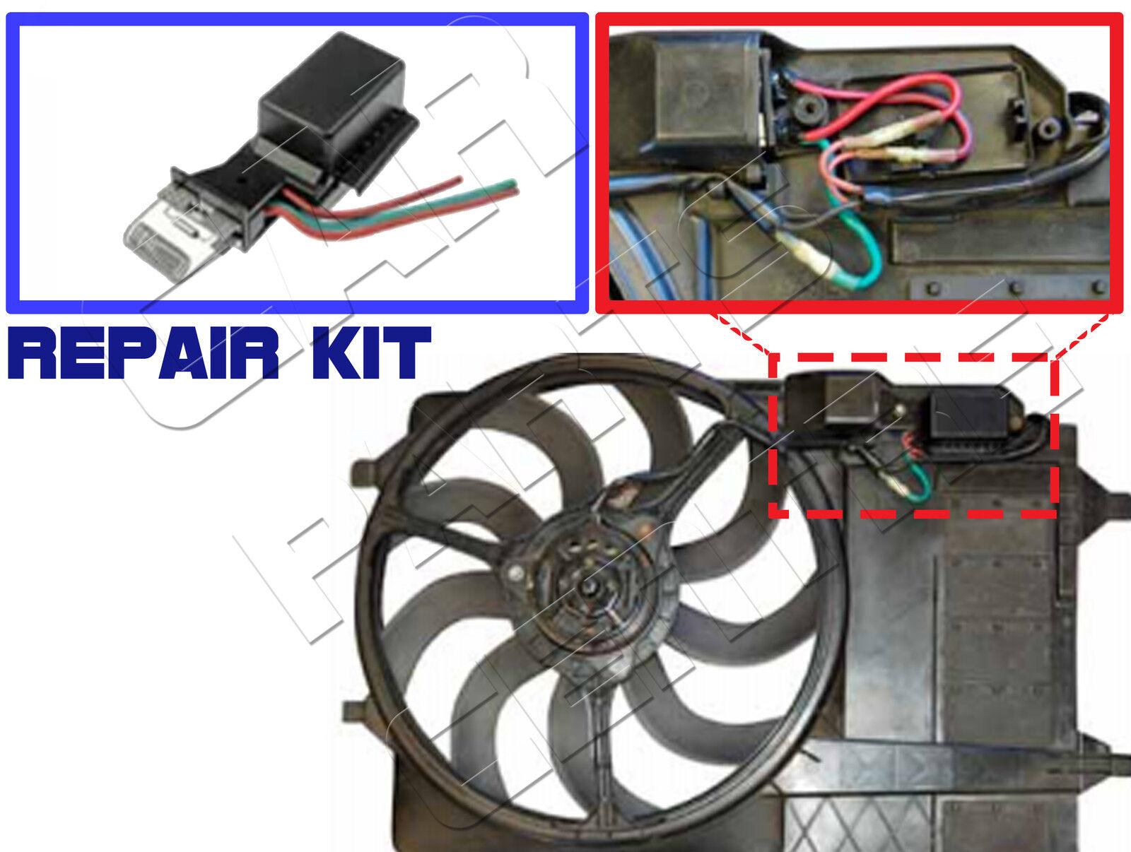 mini cooper fan wiring diagram