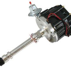 Hei Distributor Wiring Diagram Chevy 350 Jl 13w7 New 305 327 400 454 One Wire W