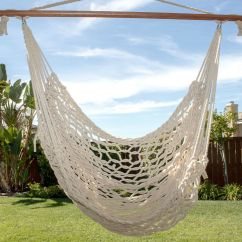 How To Make A Hanging Chair Leather Office Sale Hammock Ebay