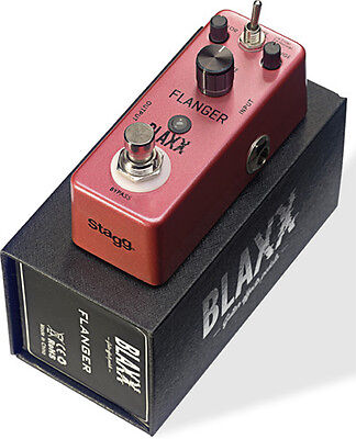Stagg Blaxx Flanger Compact Guitar Pedal