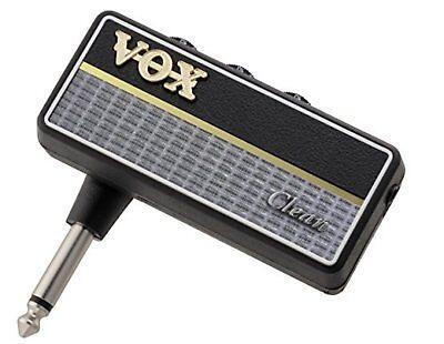 VOX AmPlug2 CLEAN AP2-CL Modeling Guitar Headphone Practice Amplifier F/S wTrack