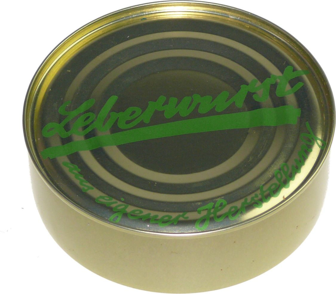 Dose Leberwurst 200g (11,00€/kg)