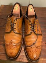 Allen Edmonds Player's Shoes Mens Size 10.5 Vintage
