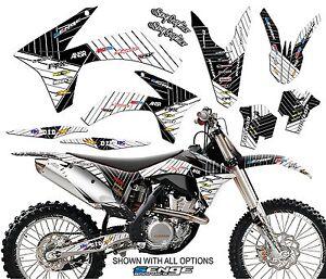 2011 2012 KTM XC XC-F XCF 150 250 300 350 GRAPHICS KIT