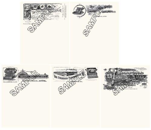 Crandall Typewriter Model Serial Number Database