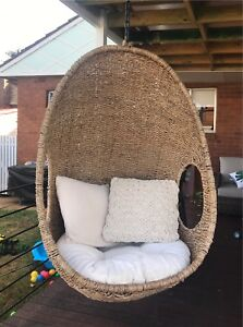 hanging chair mitre 10 party rental egg garden gumtree australia free local classifieds