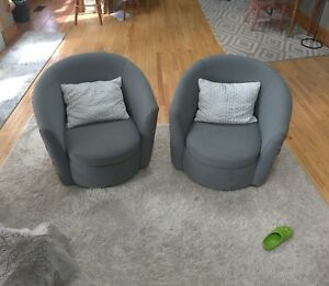 swivel chairs kijiji peterborough big bean bag walmart chair buy or sell recliners in area 2 tub