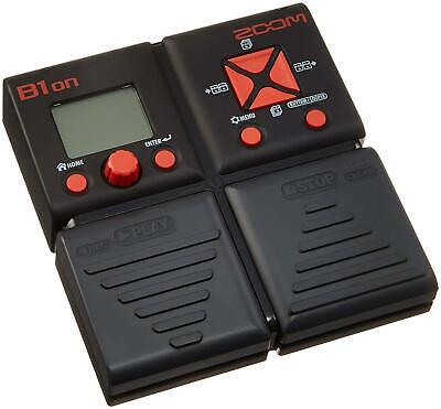 ZOOM B1on Bass Effects Pedal New in Box