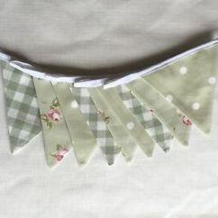 Pink Sofa Browse Uk Wooden Arm Wrap Laura Ashley Bunting | Ebay