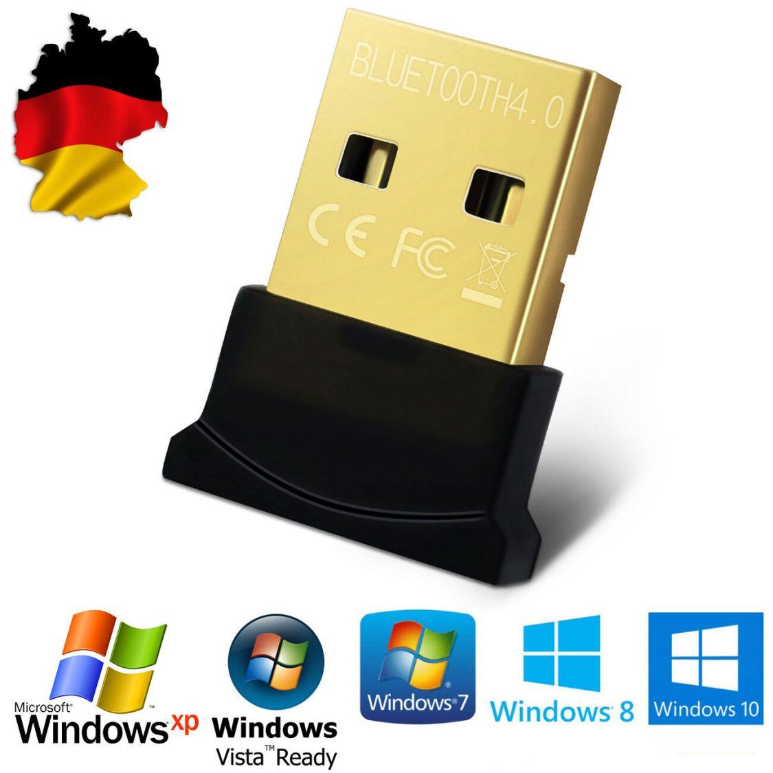 USB Bluetooth Adapter Stick für PC 4.0 mini Micro Dongle V4.0 EDR Übermittler