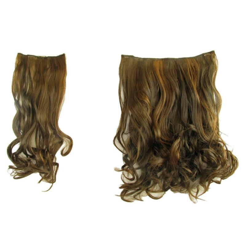 clip in curly hair piece