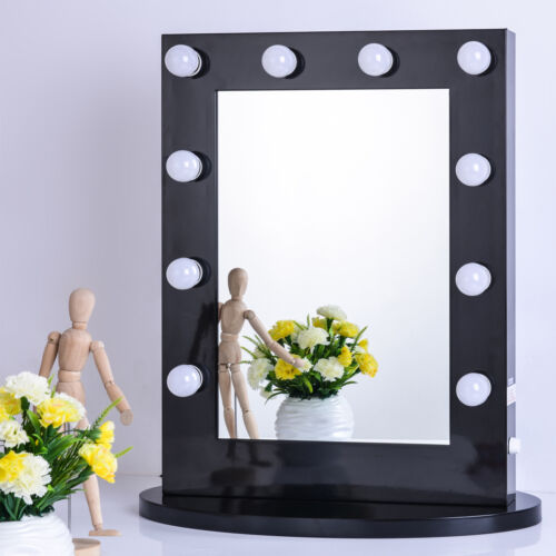 Makeup Vanity Set Lighted Mirror