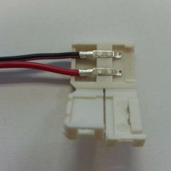5050 Rgb Led Strip Wiring Diagram Honeywell Digital Thermostat 5x 10mm 3528 Smd Light To Wire