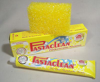 Pastaclean PLUS 1 Tube 1x Spezialschwamm Fleckentferner Reinigungskonzentrat