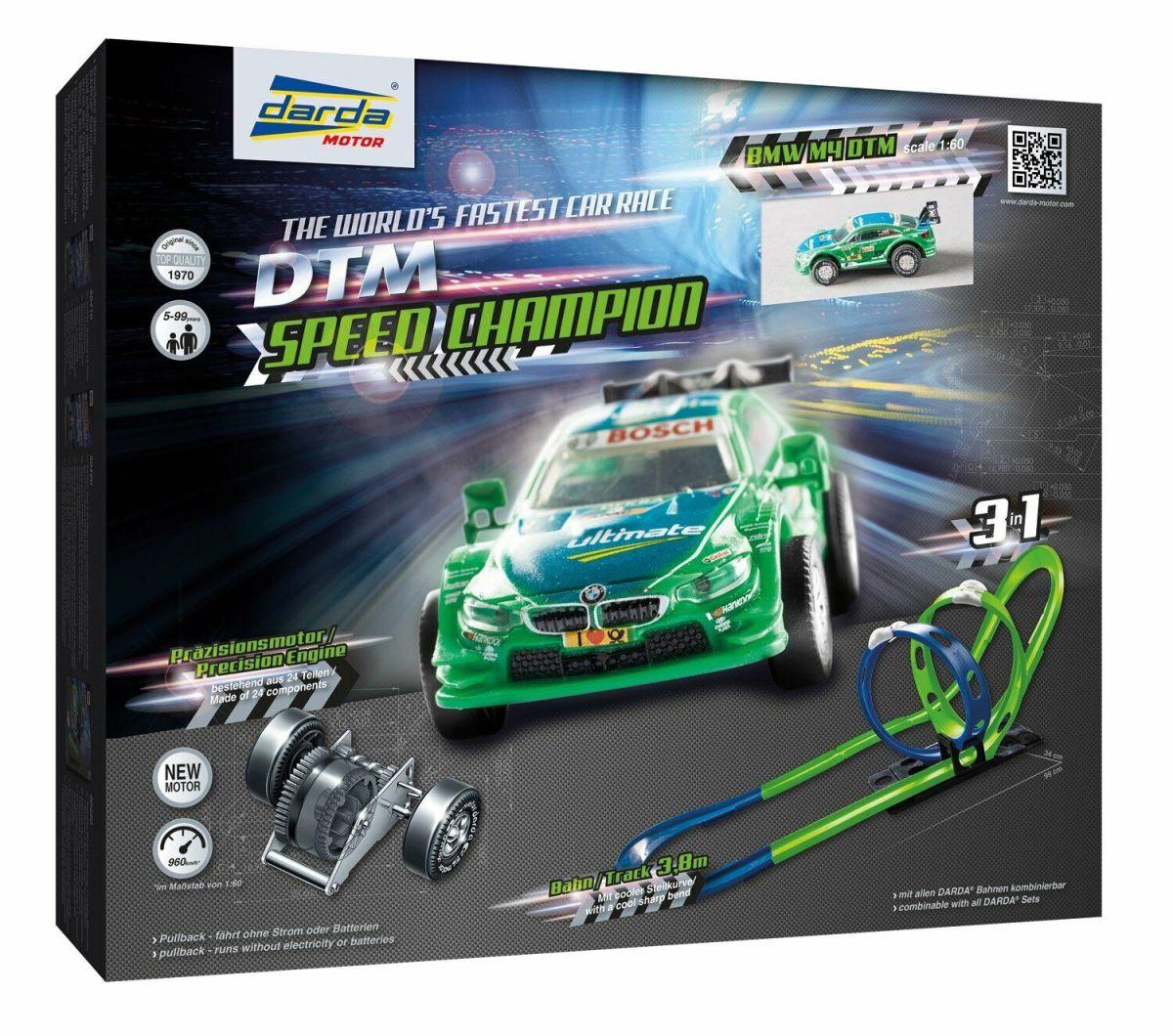 Darda Bahn DARDA® DTM Speed Champion 50251 Neu & Ovp