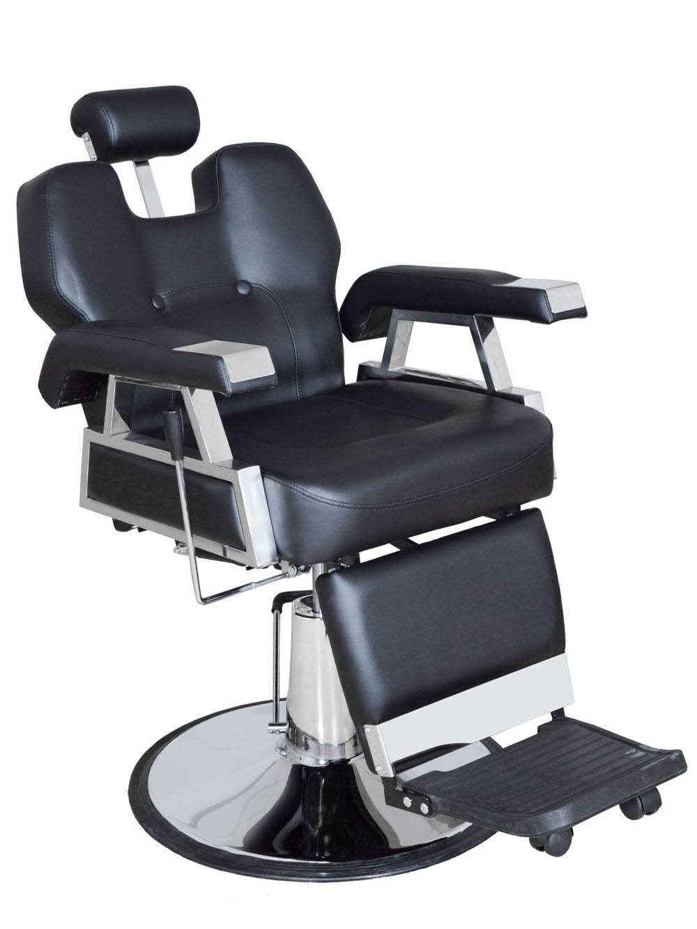 All Purpose Hydraulic Reclining Barber Chair Salon Beauty