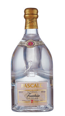 (25,78€/l) Pascall Framboise Obstbrand 40% Obstler 0,7l Flasche