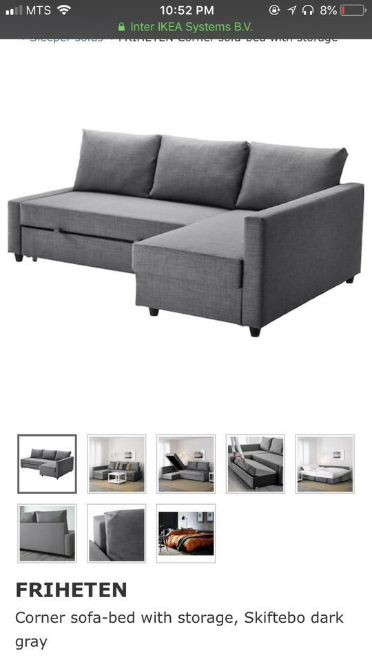 storage sectional sofa bed seats and sofas eindhoven adres ikea with couches futons winnipeg listing item