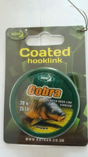 KATRAN-COBRA-COATED-BRAID-HOOKLINK-25-lb-20m