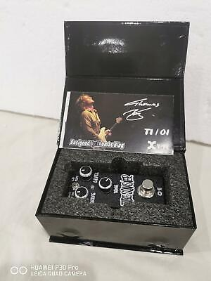 Xvive Tube Squasher Overdrive Effect Micro Guitar Pedal by Thomas Blug - XO1