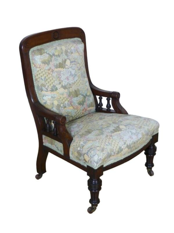 Antique Nursing Chair  eBay
