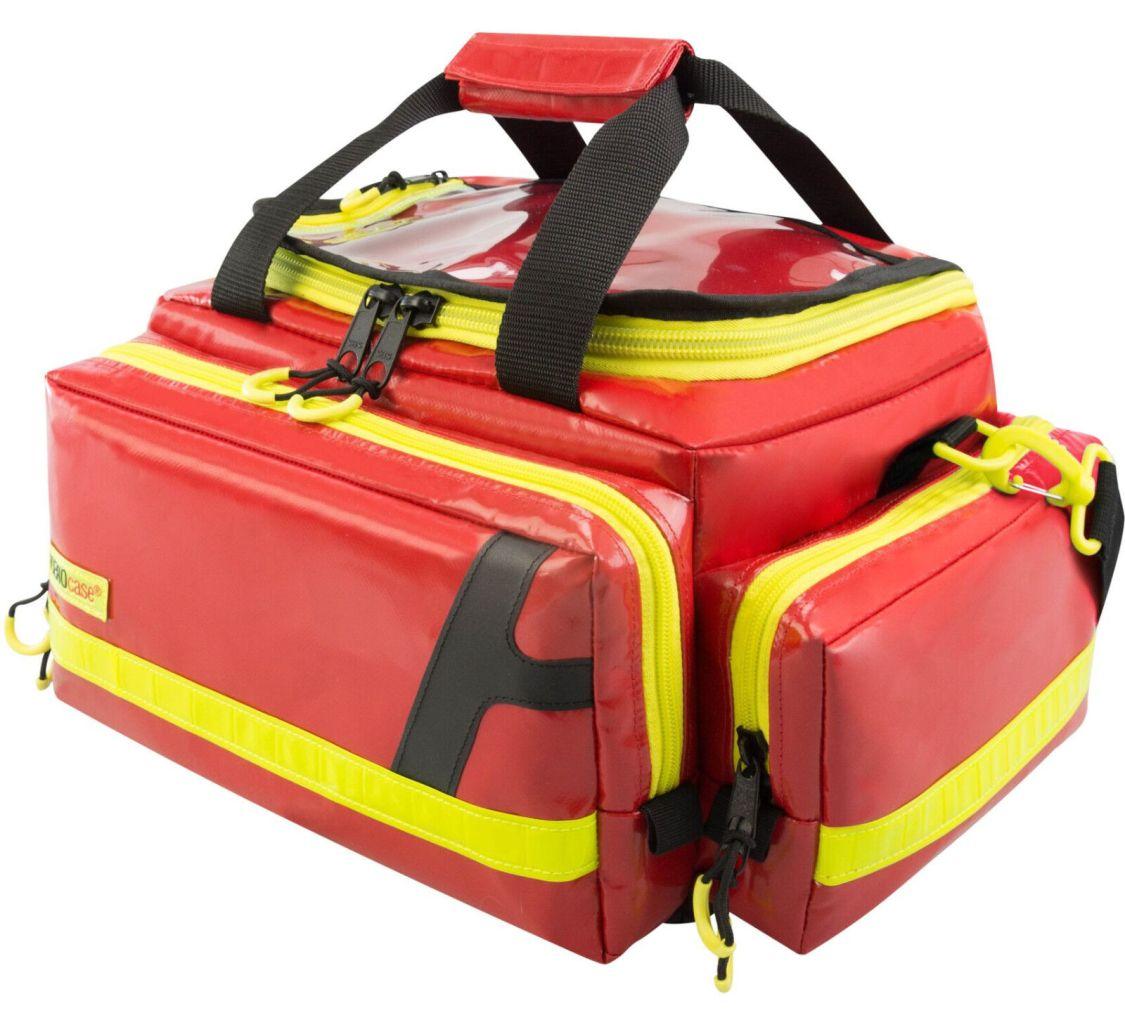 Notfalltasche AEROcase® RBM (Feuerwehr Rettungsdienst Arzt Praxis Sanitäter SEG)