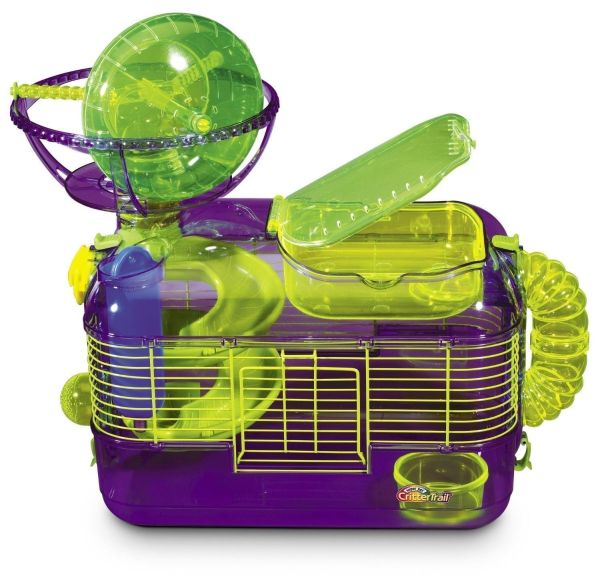 CritterTrail Hamster Cages