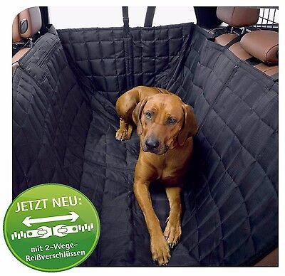 Kleinmetall Allside Comfort Hundedecke Autoschondecke für Rücksitze Seitenschutz