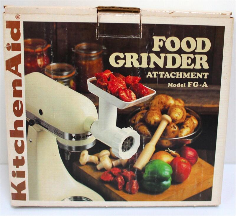 kitchen aid mixer attachments ideas for islands vintage kitchenaid grinder   ebay