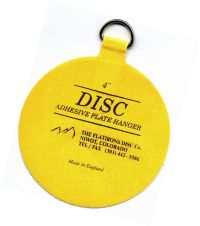 Invisible Disc Adhesive Plate Hangers & Adhesive Plate ...