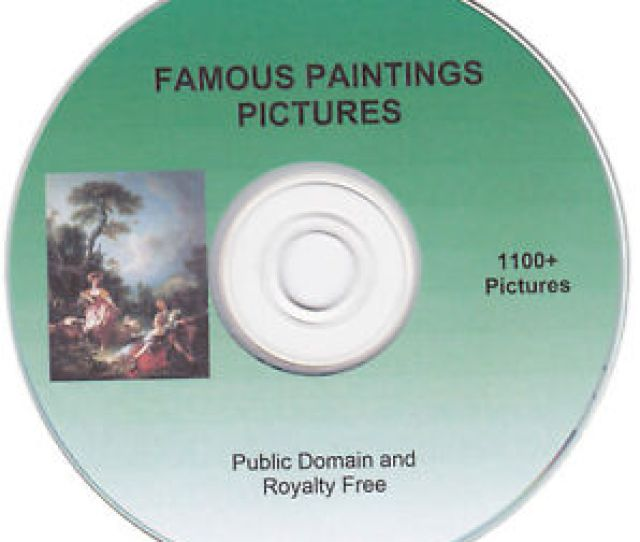 Public Domain Images On Cd