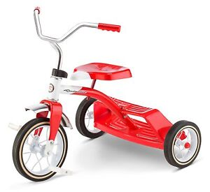 Roadmaster Dual Deck 10 in Trike, Red