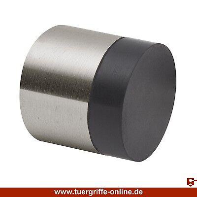 AHB Türstopper Vulso 30 mm Edelstahl matt Türpuffer Wandstopper Wandtürstopper