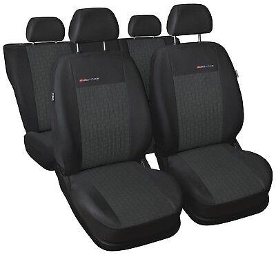 Sitzbezüge Sitzbezug Schonbezüge für Opel Astra Komplettset Elegance P1