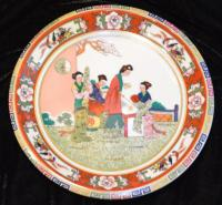 Chinese Porcelain Plate | eBay