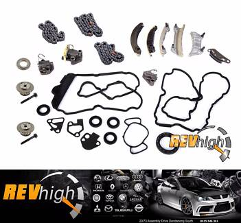Holden Alloytec VZ VE VF Timing chain Replacement Incl
