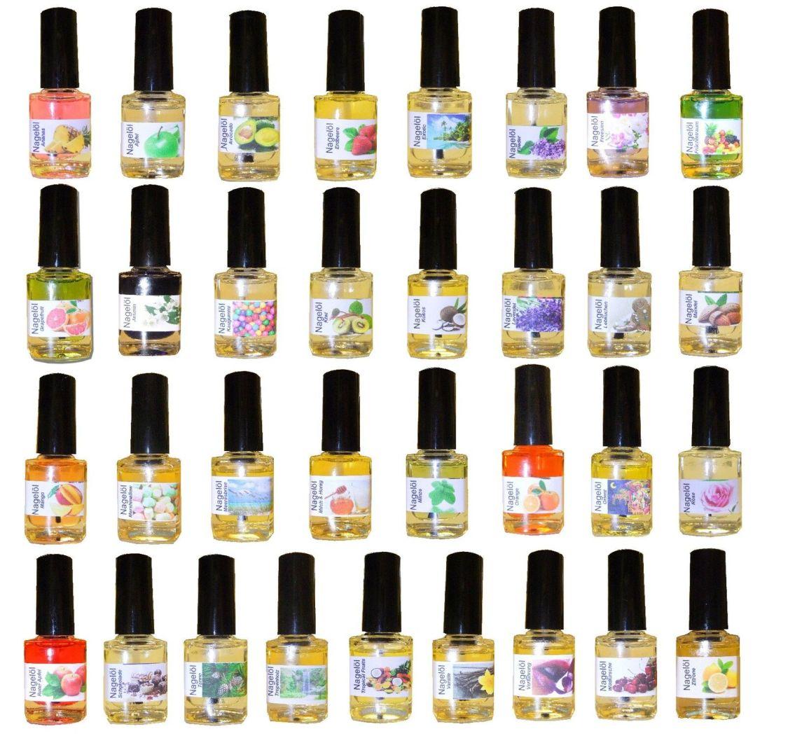 * 4,5 ml Pflegeöl, Nagelhautpflege, Nagel Öl, verschiedene Düfte Studioqualität