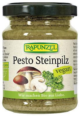Bio Pesto Steinpilz, 120 g NEU & OVP von Rapunzel