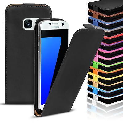 Flip Case für Samsung Galaxy Hülle Handy Tasche Klapphülle Schutzhülle Cover