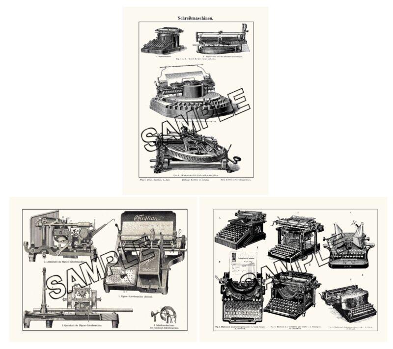 Empire Typewriter Model Serial Number Database