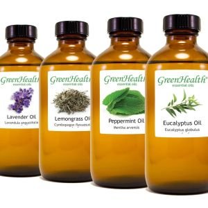8 fl oz Essential Oil in Amber Glass, Same Day Shipping, 60+ Pure Natural Oils