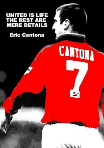 16.6.2021· the goalless draw played out between the sides in march 1993 was far from a classic in terms of the action, but the wider picture surrounding eric cantona's return to elland road ensured that. ERIC CANTONA UNITED INSPIRATIONAL QUOTE POSTER / PRINT ...