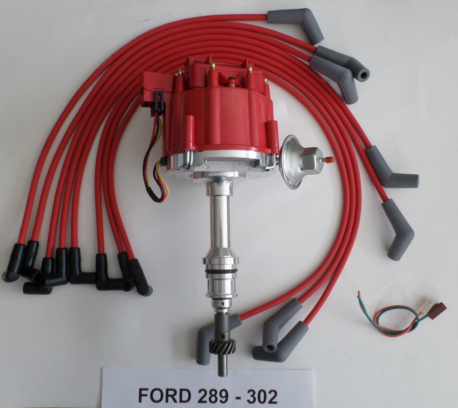 ford hei ignition molecular orbital energy level diagram for o2 small block 221 260 289 and 302 red distributor