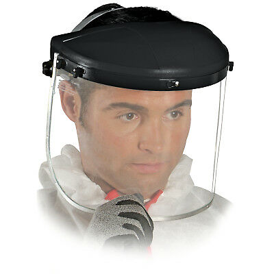 Gesichtsschutz Klappvisier Gesichtsschutzschirm Schutzvisier Augenschutz Visier