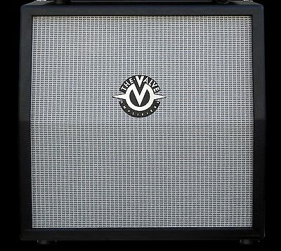 THE VALVE Amplifier 4x12 Boutique Amp Cab in BLACK with Celestion Vintage 30s