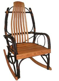 Amish Rocking Chair for sale | Only 2 left at -60%