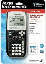 Texas Instruments TI-84 Plus Graphing Calculator BRAND NEW Factory Sealed!